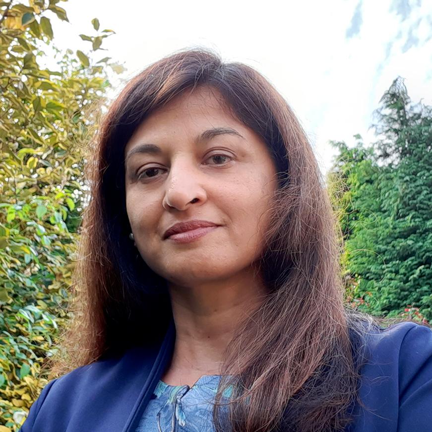 Daxa Patel